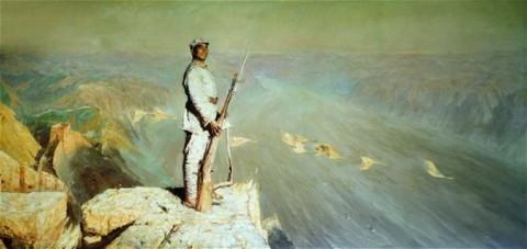 L art contemporain chinois un double miroir for Artiste peintre chinois