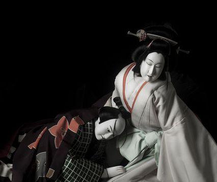 Hiroshi Sugimoto, puppet play, Théâtre de la Ville, 2013