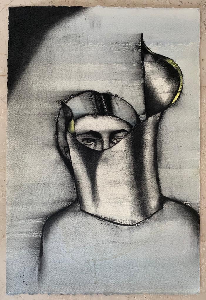 Indian artist Anju Dodiya/ In Touch > 5 June2020