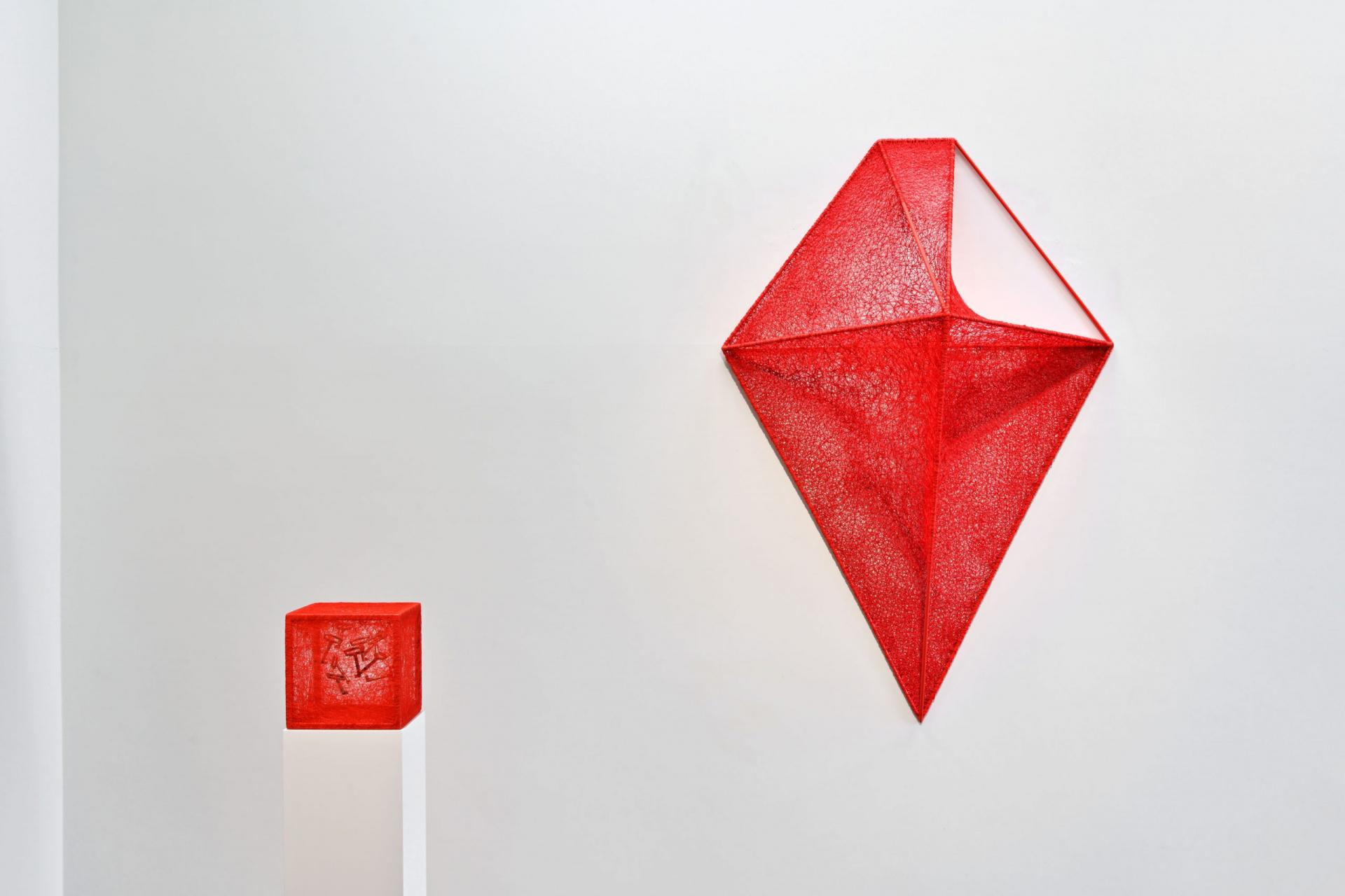 Japanese artist Chiharu Shiota, Gana Art, Seoul