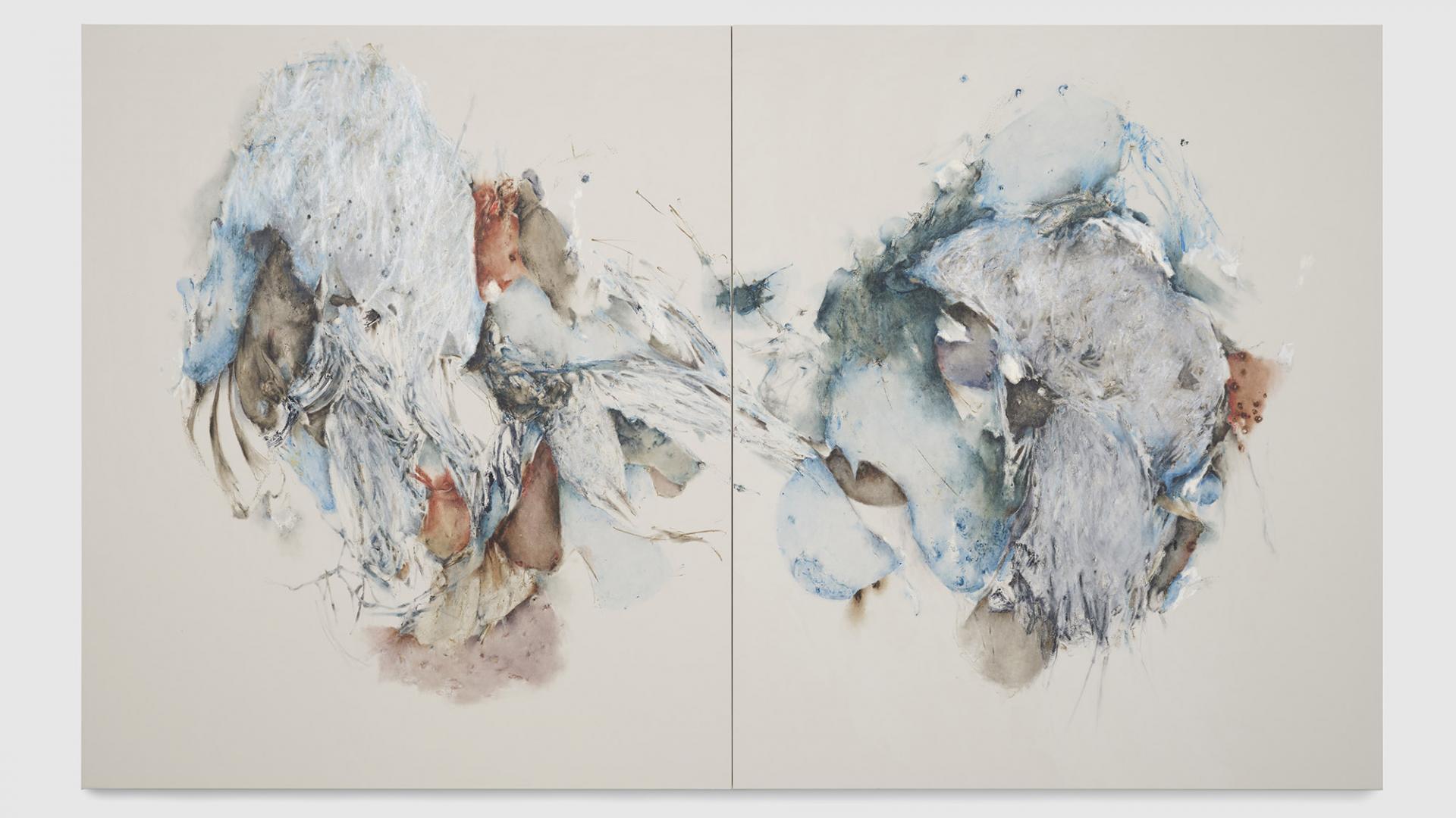 L'artiste indonésienne Christine Ay Ti Joe, White Cube, Hong Kong