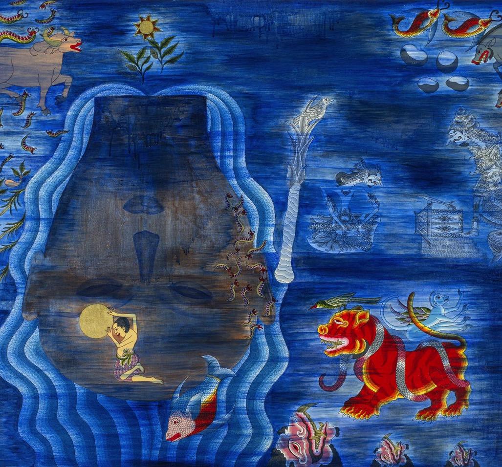 Peintre Contemporain Célèbre Vivant diversité, modernité des artistes contemporains indonésiens