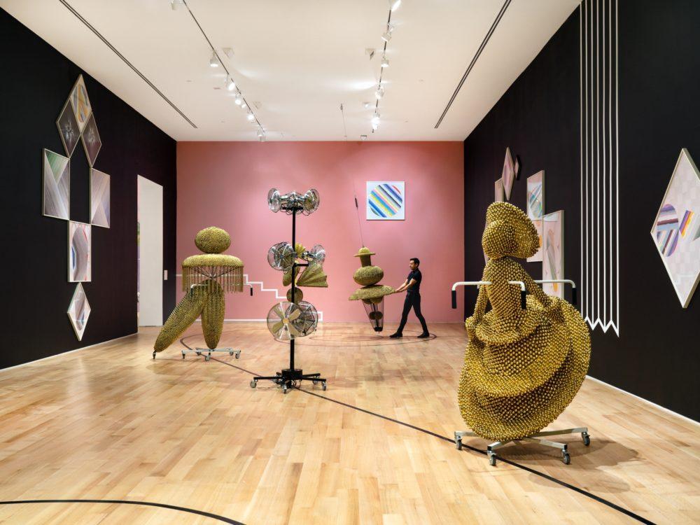 L'artiste coréenne Haegue Yang au Bass Museum Miami