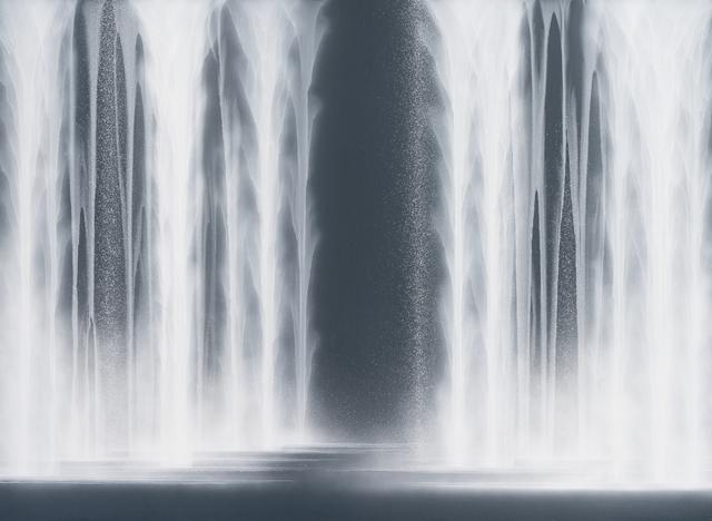 L'artiste japonais Hiroshi Senju, Sundaram Tagore Gallery