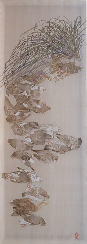 L'artiste vietnamien Lê Thúy à la Craig Thomas Gallery HCM