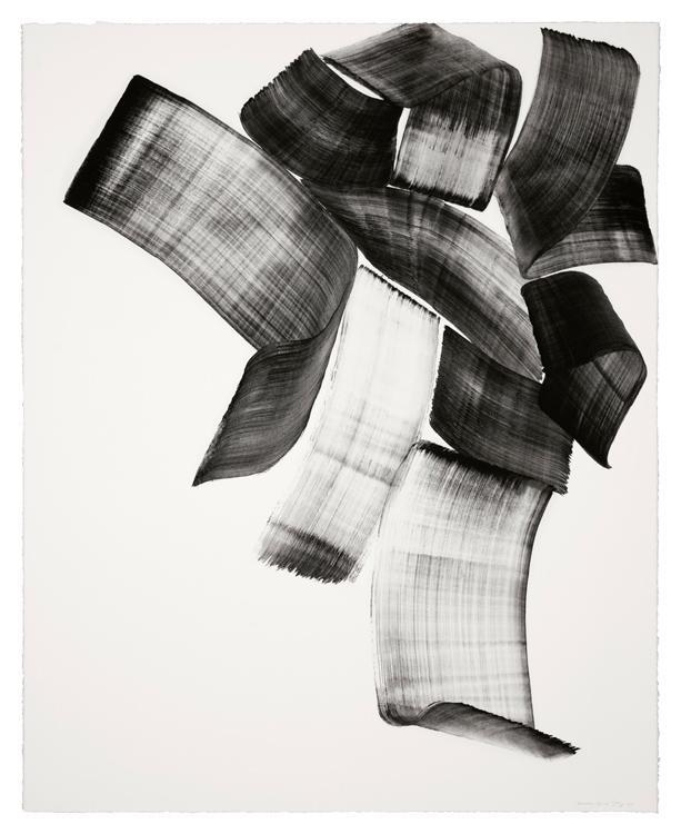 HONG KONG. L'artiste coréen Lee Bae, Galerie Perrotin