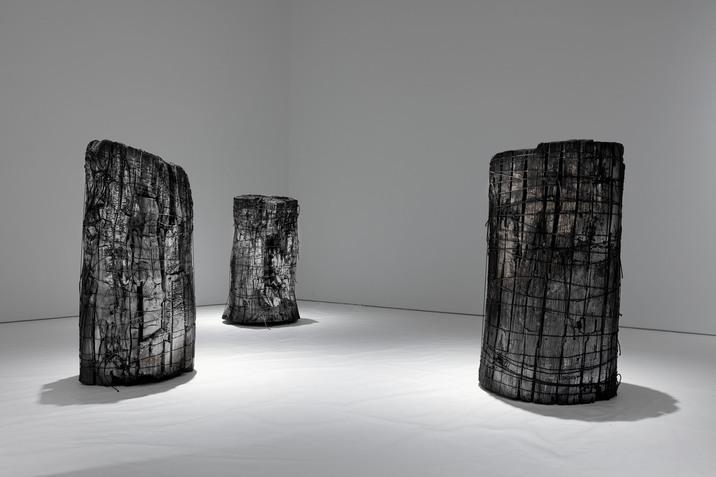 L'artiste coréen Lee Bae à la galerie Perrotin, Tokyo