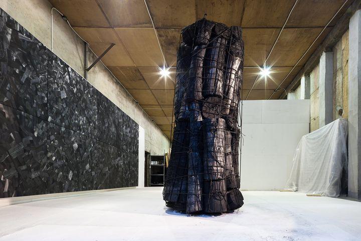 L'artiste coréen Lee Bae Fondation Phi Montreal