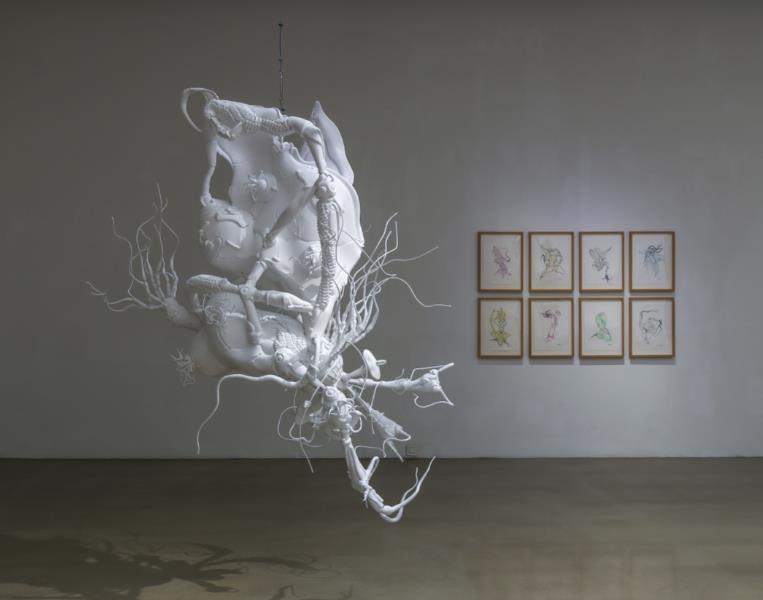 L'artiste coréenne Lee Bul / Women artists from Asia