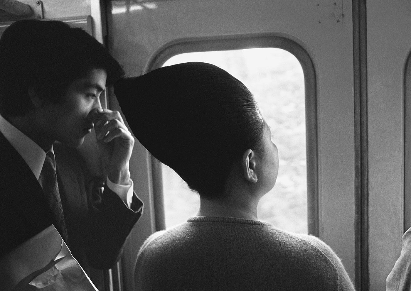 Le photographe japonais  Moriyama Tomatsu , Maison Européenne de la Photographie