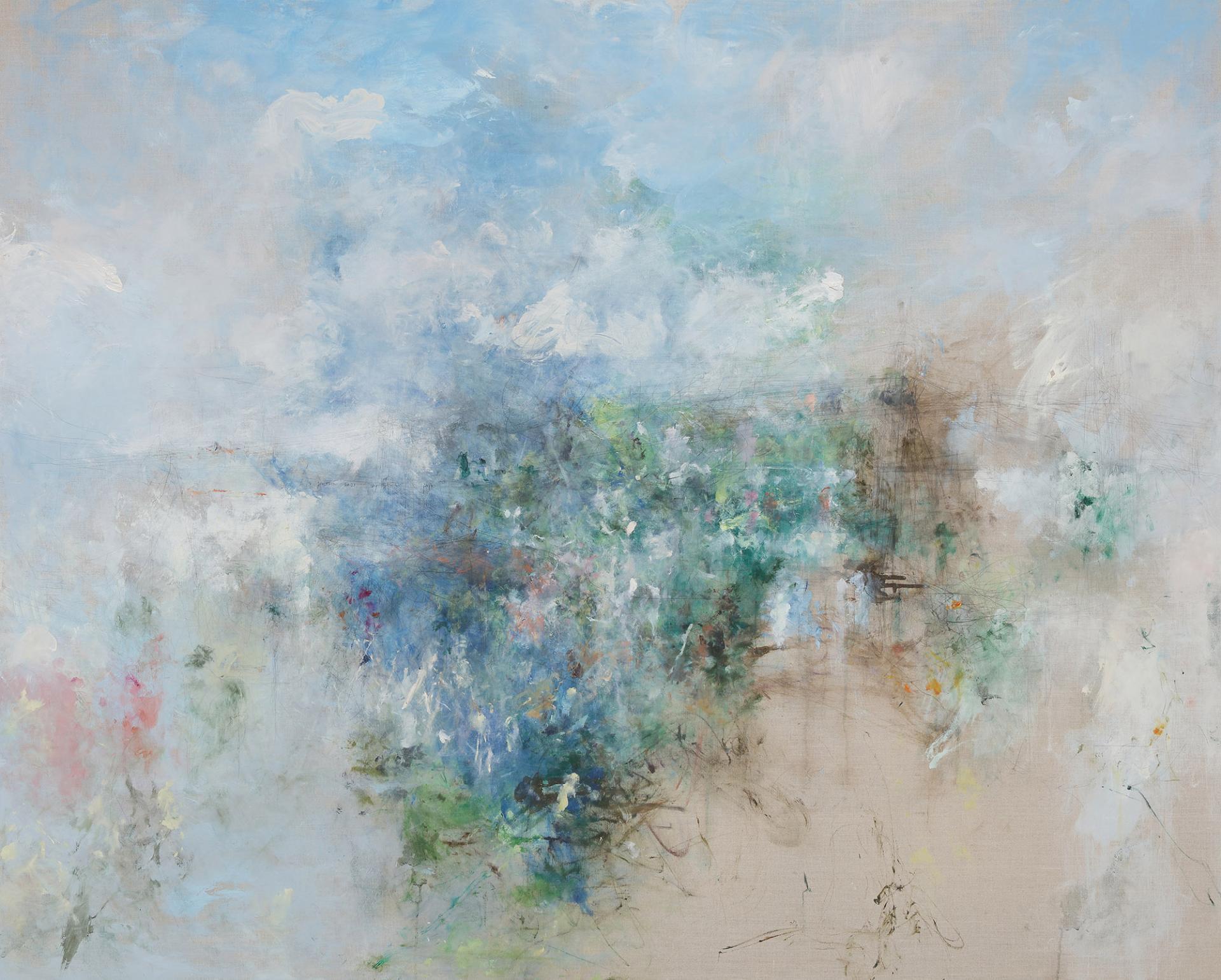 L'artiste coréenne Myonghi Kang, Villepin Gallery Hong Kong