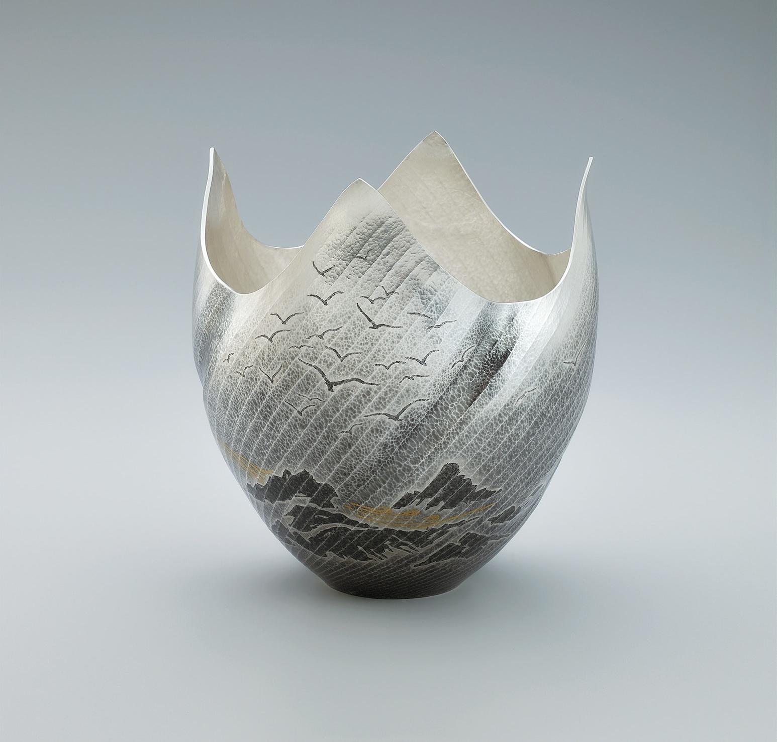L'artiste japonaise Osumi Yukie , Onishi Gallery NY