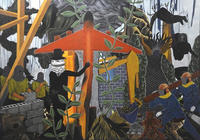 Rodel Tapaya-Garcia, He Xiangning Art Museum