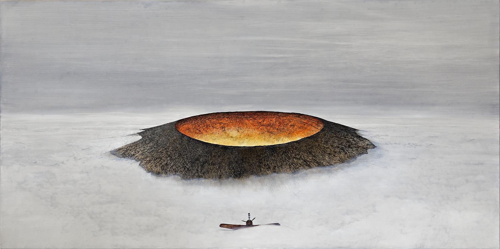 Japanese artist Shiori Eda à l'A2Z Art Gallery