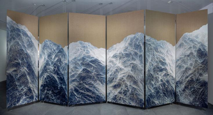 L'artiste taiwanais Wu Tchi-Tsung, Galerie du Monde, HK