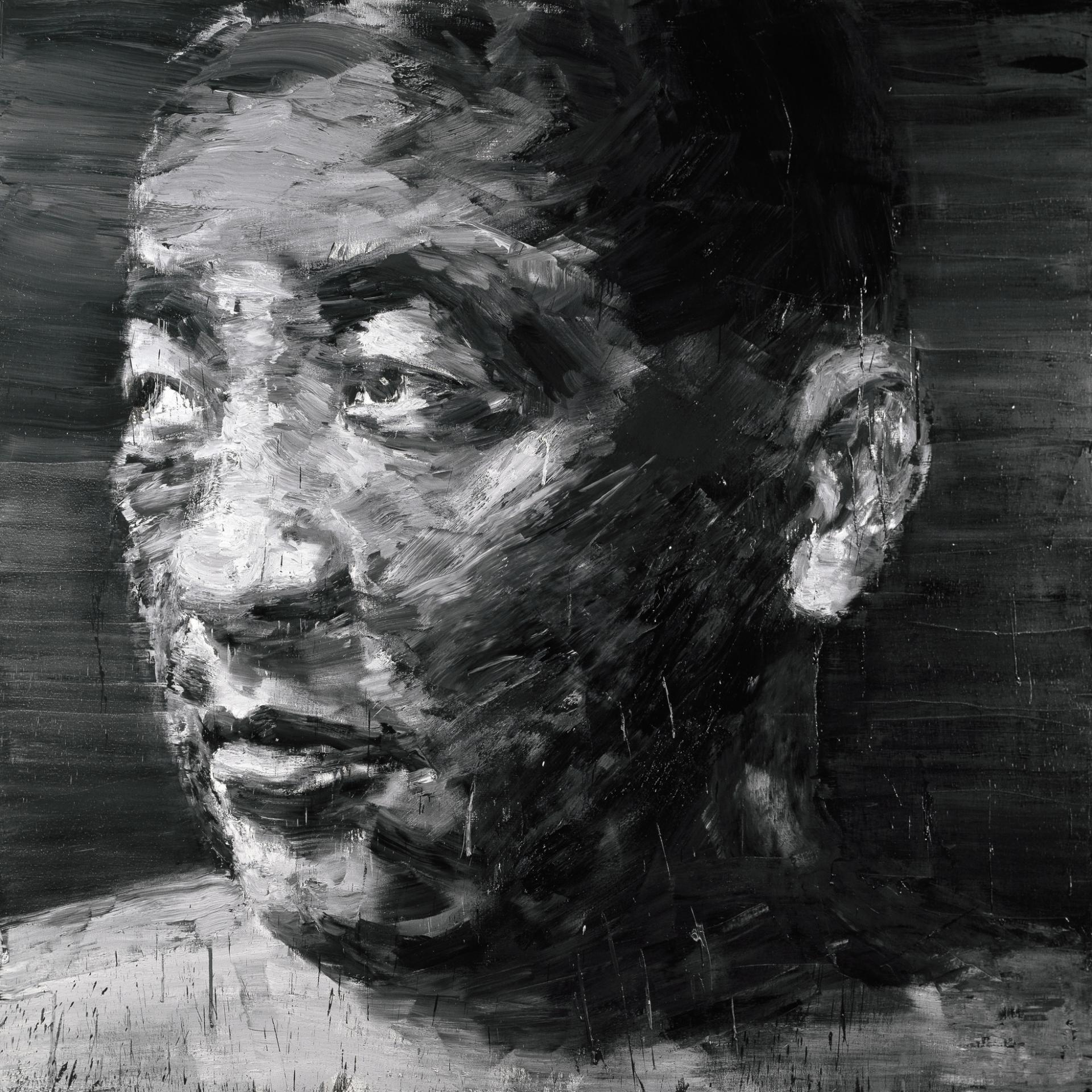 L'artiste franco-chinois Yan Pei-Ming, Musée Interlinden, Colmar