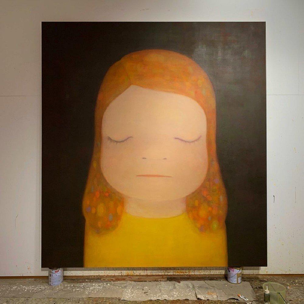 TAIPEI. L'artiste japonais Yoshitomo Nara, Kaohsiung Museum of Fine Arts